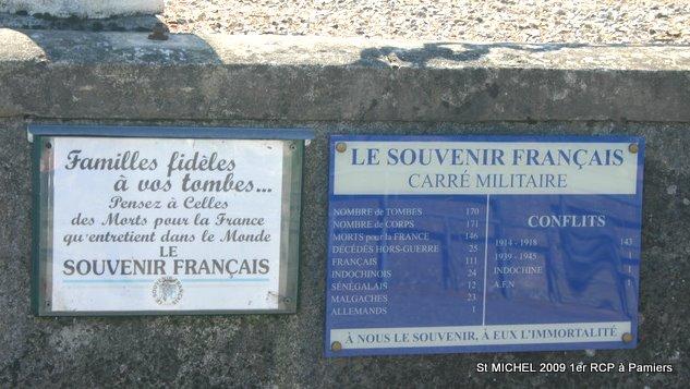 au carré militaire du cimetière de Pamiers Img_4237
