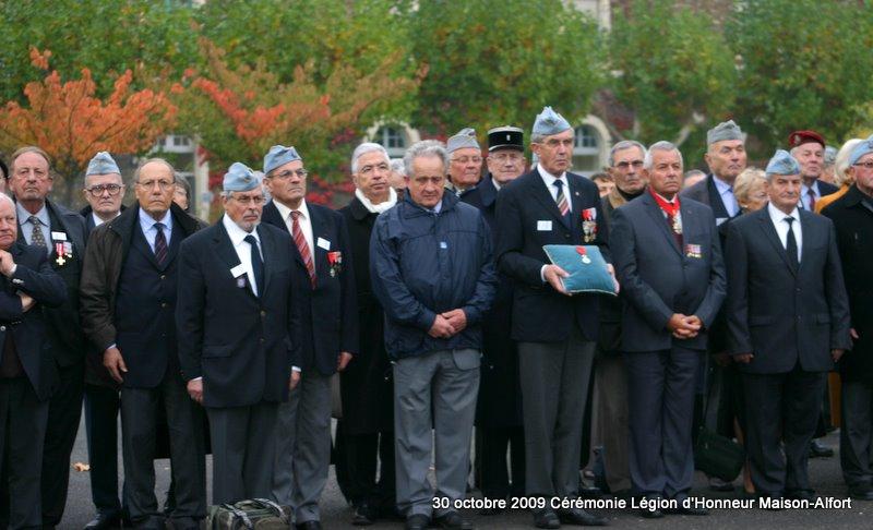 Cérémonie remise Légion d'Honneur Maison-Alfort 30 octobre 2009 Img_4911