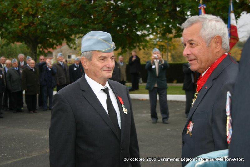 Cérémonie remise Légion d'Honneur Maison-Alfort 30 octobre 2009 Img_4915