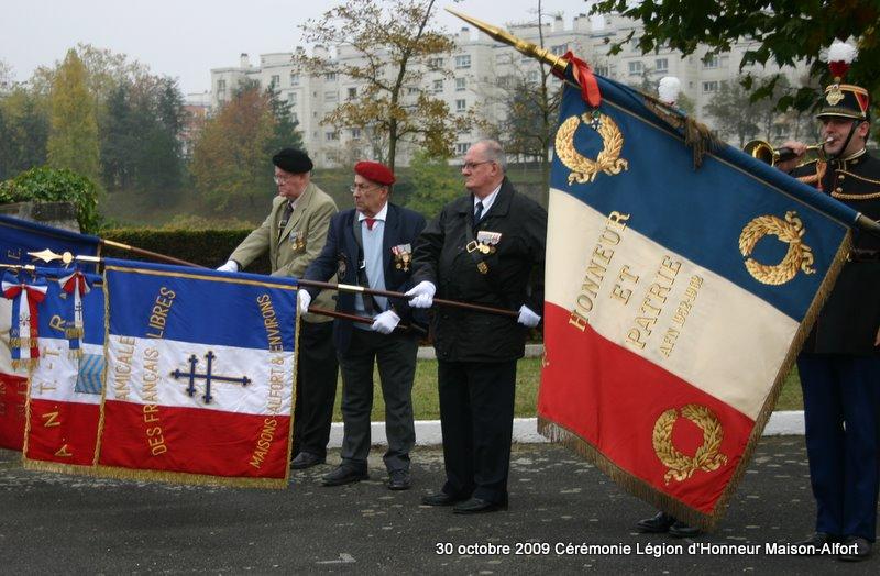 Cérémonie remise Légion d'Honneur Maison-Alfort 30 octobre 2009 Img_4917