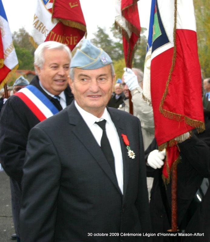 Cérémonie remise Légion d'Honneur Maison-Alfort 30 octobre 2009 Img_4918