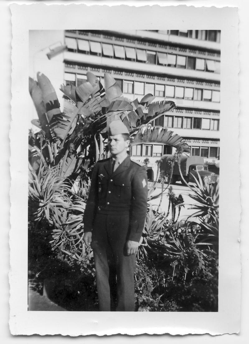 """EOR Bernard MILLET: """"parachuté"""" au 9e RCP, puis Cherchell, puis le 14e RCP, mais... Sans_t14"""