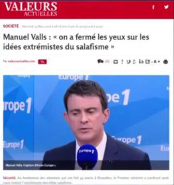 BRUXELLES: nouvelle tuerie islamiste dans une ville européenne colonisée Valls_10