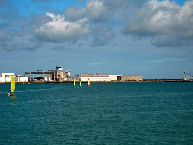 [Activité des ports hors Marine] LE PORT DE CHERBOURG - Page 8 Dscn4440
