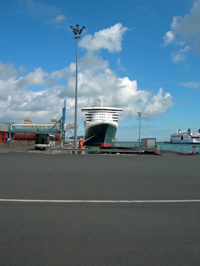 [Activité des ports hors Marine] LE PORT DE CHERBOURG - Page 8 Dscn4446