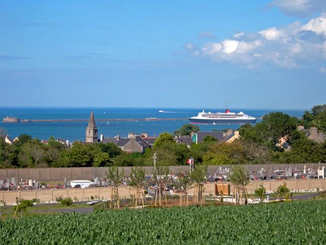 [Activité des ports hors Marine] LE PORT DE CHERBOURG - Page 8 Dscn4448