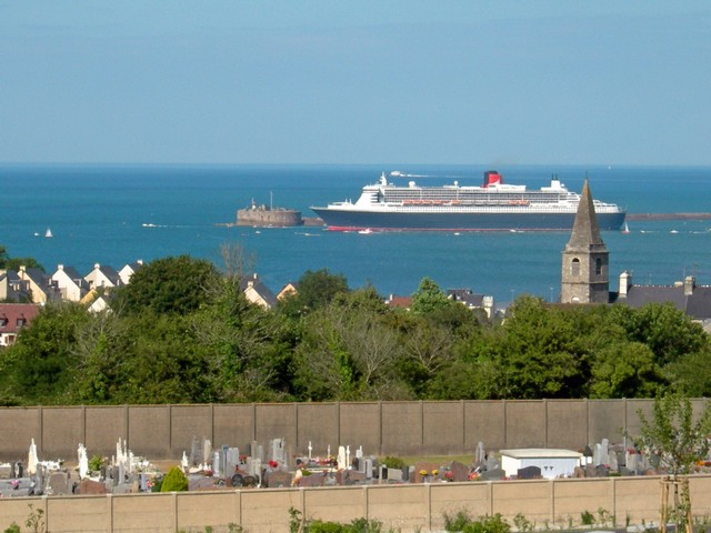 [Activité des ports hors Marine] LE PORT DE CHERBOURG - Page 8 Dscn4451