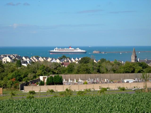 [Activité des ports hors Marine] LE PORT DE CHERBOURG - Page 8 Dscn4452