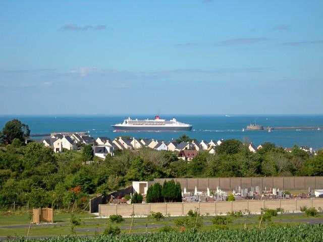 [Activité des ports hors Marine] LE PORT DE CHERBOURG - Page 8 Dscn4453