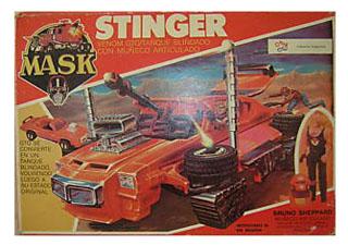 M.A.S.K. (Kenner/PlayFul) 1985-1988 Bpwju510