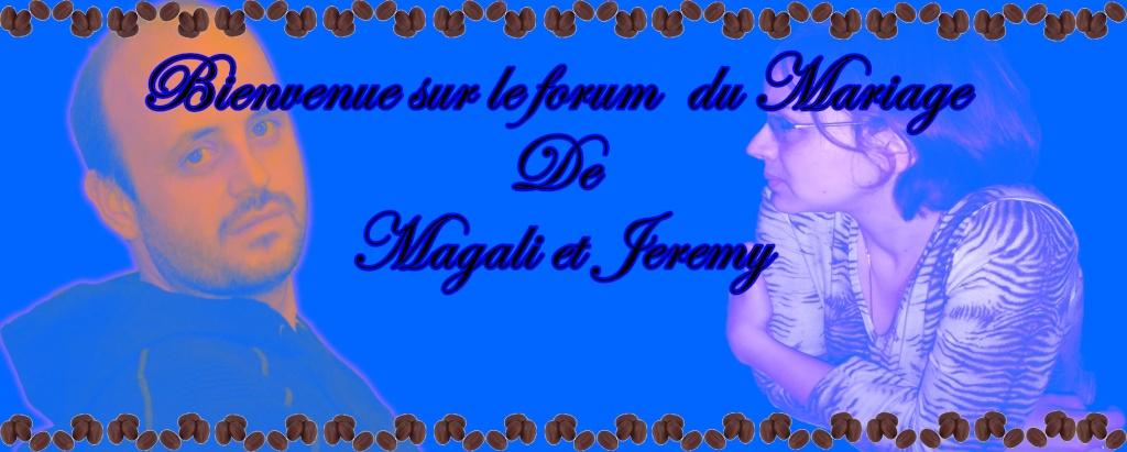 mariage magali et jeremy