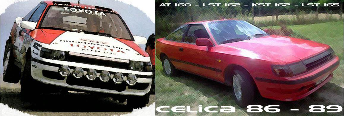 Celica 86 - 89