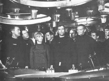 Commando spatial - La Fantastique Aventure du vaisseau Orion Equipe10