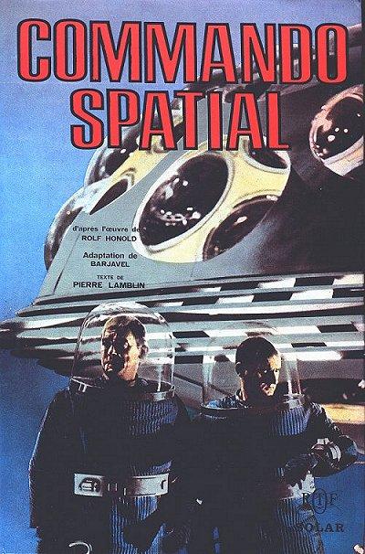 Commando spatial - La Fantastique Aventure du vaisseau Orion Orion_10