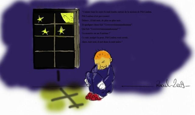ETE 2009 [ILLUSTRATION ou STRIP] CONTE ENFANT >31/08/09 - Page 2 Conte10