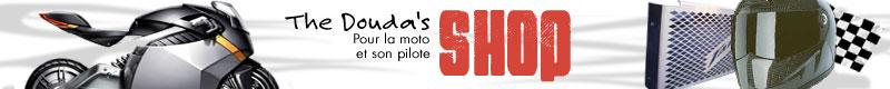 Site de vente accéssoires en ligne (douda.com) Banner11