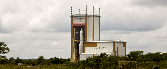 Ariane 5 ECA V191 / Amazonas 2 + COMSATBw-1 (01/10/2009) - Page 2 64410