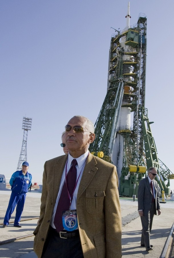 Le directeur de la NASA à Baïkonour Bol10