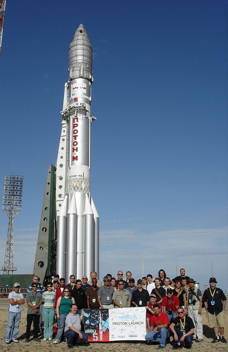 Lancement Proton-M Briz-M / Nimiq 5 (17/09/2009) Dsc05110