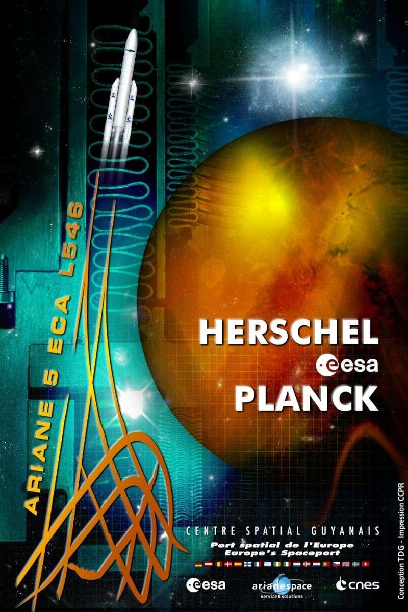 Ariane 5 ECA V188 / Herschel & Planck (14/05/2009) - Page 2 P5422_10