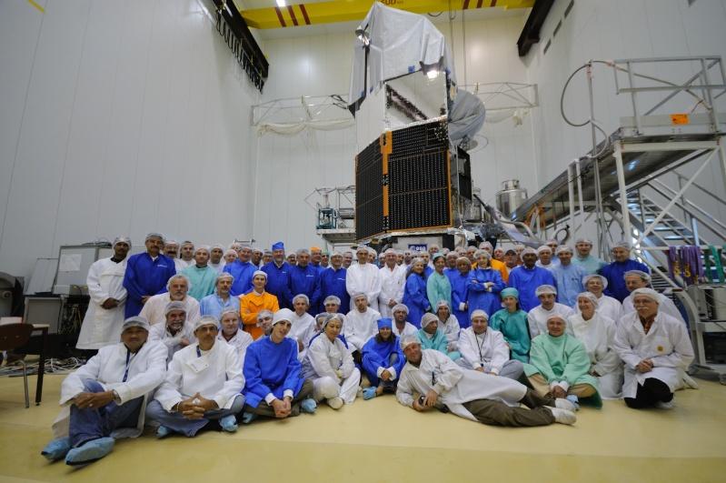 Ariane 5 ECA V188 / Herschel & Planck (14/05/2009) - Page 2 Pavo2010