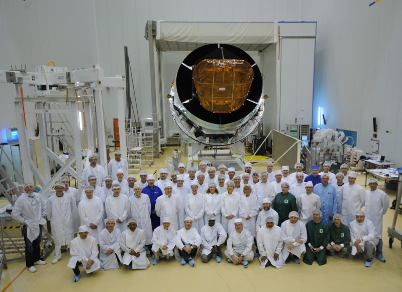 Ariane 5 ECA V188 / Herschel & Planck (14/05/2009) - Page 2 Pavo2011