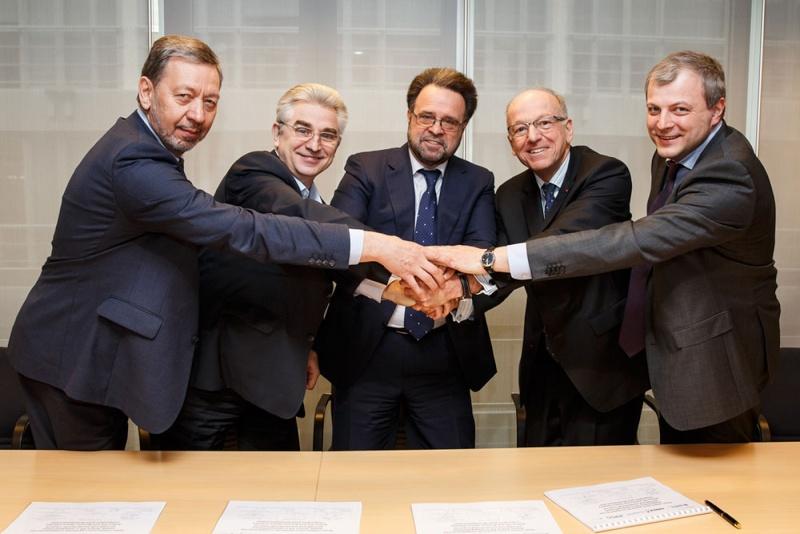 Airbus DS coopère avec Energuia et RKS pour produire des satellites Photo_10