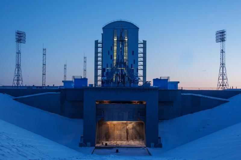 Le cosmodrome de Vostotchnyi - Page 25 Photo_14