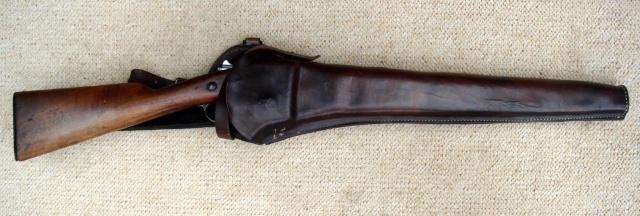 scabbard pour mousqueton 92 de cavalerie  Car-1810