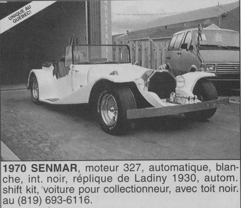 Les Québecois Grand Amateurs de Kit Car - Page 2 70senm10