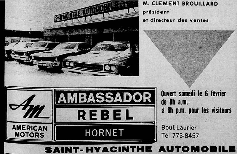 Les anciens dealers AMC du Québec - Page 2 70stha11