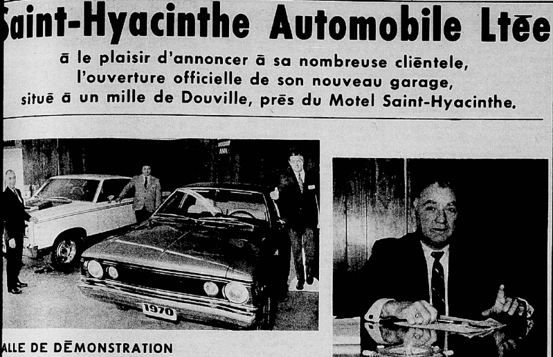 Les anciens dealers AMC du Québec - Page 2 70them10