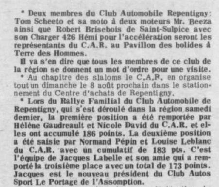 Les vieux club de char au Québec - Page 3 Car_c110