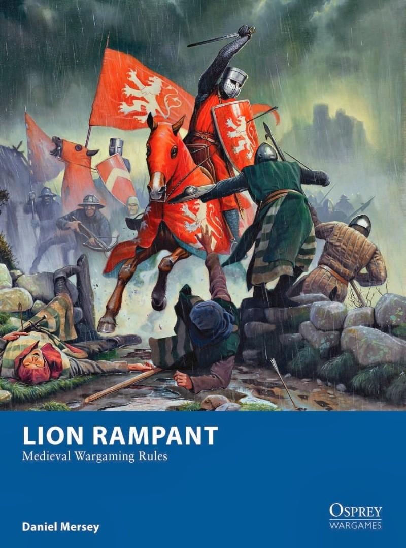 Ronin, Lion rampant et On the seven sea. Lion2010