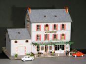 Landeyrat: le Cantal en HO de Jean-Pierre Lescure Vil02610