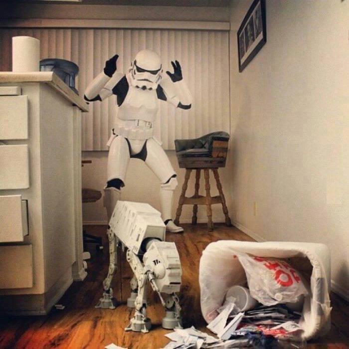 Humour Star Wars Bad-at10