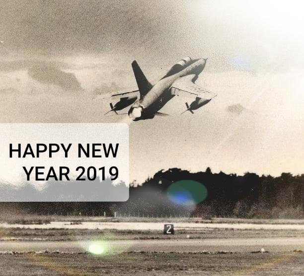 Bonne année  20190110