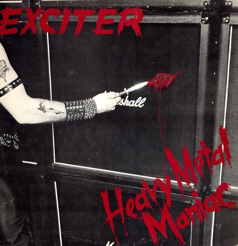 EXCITER Heavy Metal Maniac (1983) Heavy_11