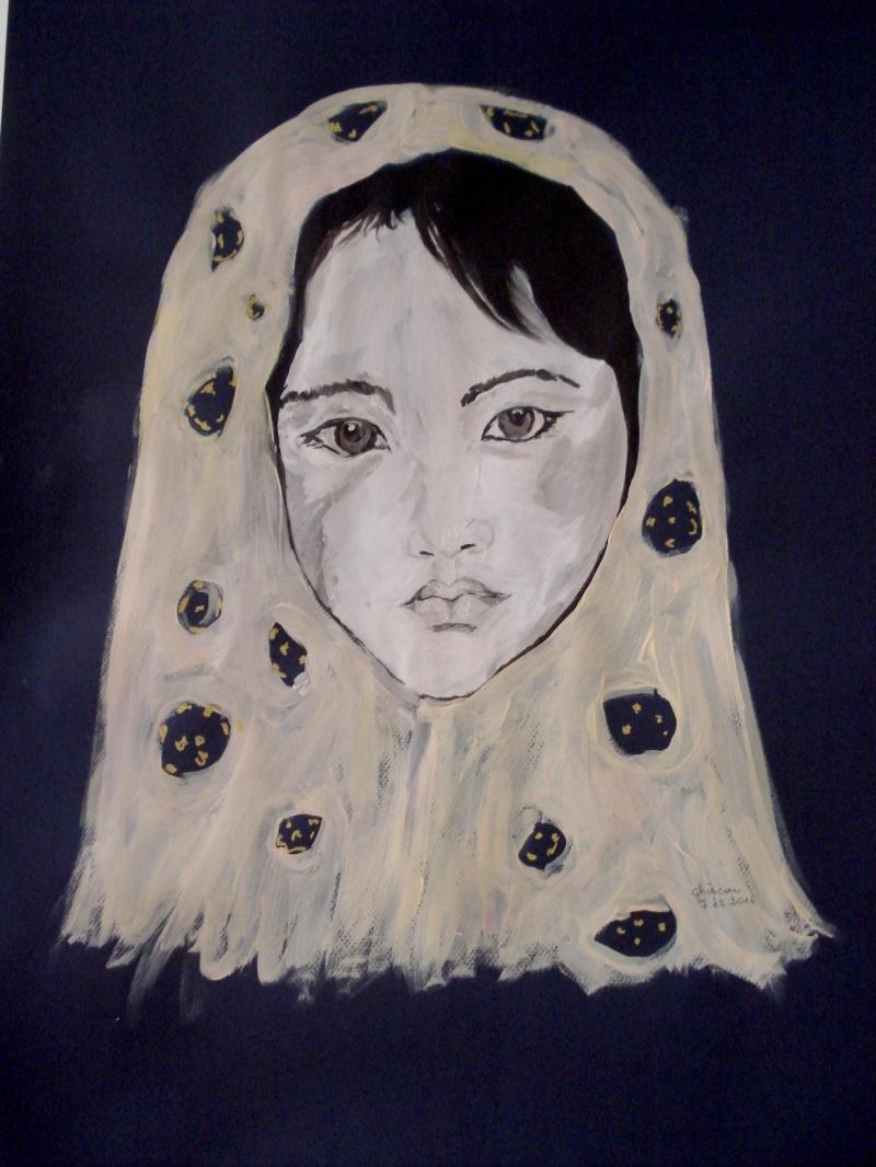 portrait  acrylique Dsc04013