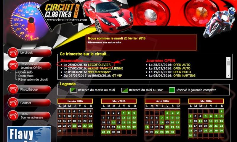 Circuit de Clastres 26/02/2016 Captur10