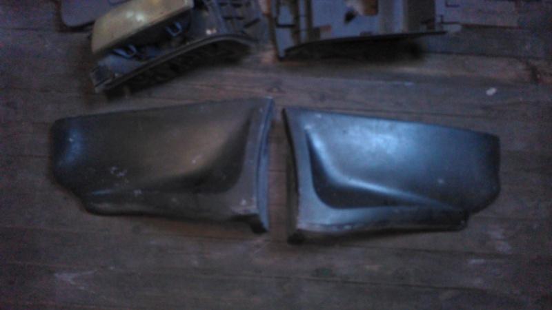Vends rajoutes latérales de pare-choc arrière Grand S2 Img_2028