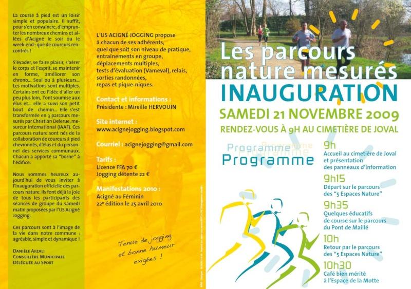 Thierry ----)   Parcours nature mesurés Plaque10