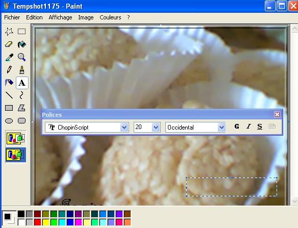 comment signer vos photos (captures d'écran) Sans_t16