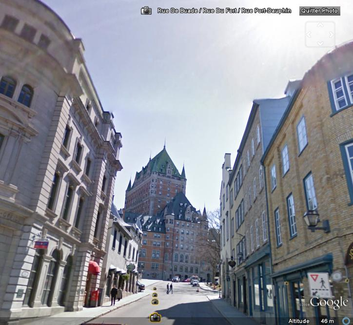 STREET VIEW : bâtiments insolites, hors normes, connus... - Page 2 Chatea10