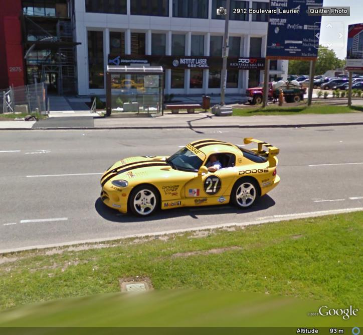 STREET VIEW : belles voitures (Monde) - Page 3 Test_v10