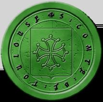 Toulouse - Traité sur le statut des ambassadeurs Blason10