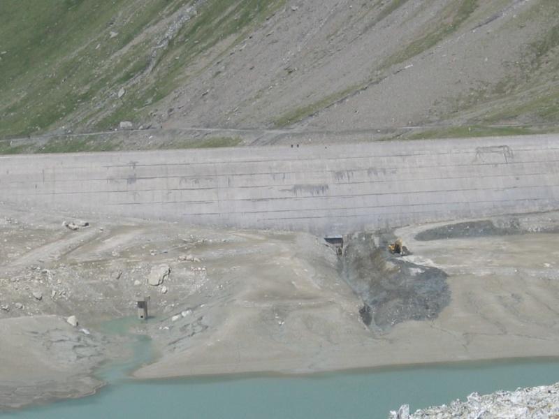 balade  la sassière et vidande décenale du 2è lac Img_0025