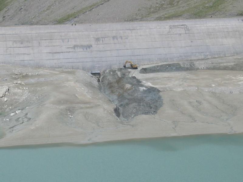 balade  la sassière et vidande décenale du 2è lac Img_0027