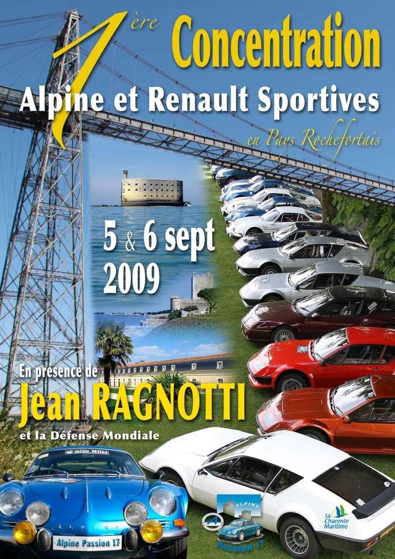 5 et 6 septembre 2009 Alpine10