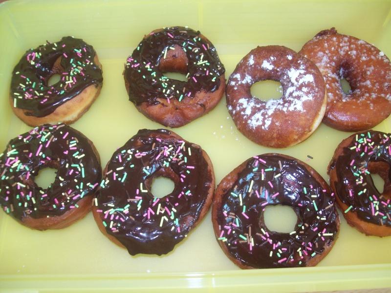 Donuts et autres beignets - Page 2 100_1311